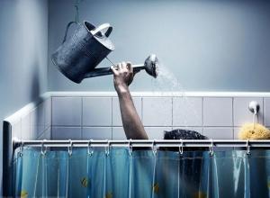 В четырех районах Воронежа отключат горячую воду