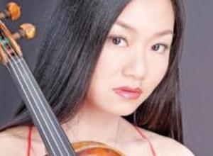 В Воронежской филармонии выступит всемирно известная скрипачка из Сингапура