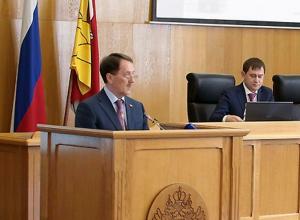 Алексей Гордеев пообещал помощь воронежскому малому и среднему бизнесу