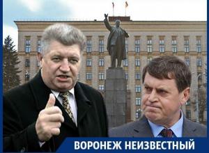 Кто в Воронеже обошел Макина в губернаторской гонке-96