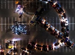 Первомай воронежцы встретят грандиозной фигурой из машин
