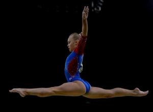 Воронежская гимнастка Ангелина Мельникова завоевала серебро чемпионата России