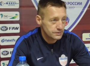 Красноярский тренер назвал поле на воронежском стадионе огородом