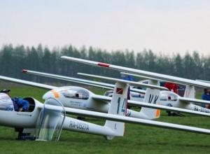 Лучшие планеристы России примут участие в состязании в небе над Воронежской областью