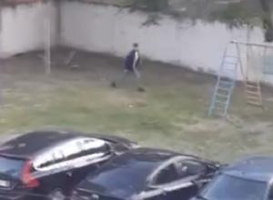 Погоню за ловким автовором сняли на видео в Воронеже