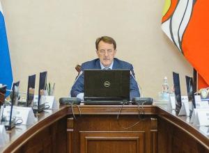 Воронежский губернатор Алексей Гордеев будет увольнять за незнание календаря
