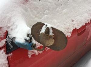 Воронежцы высмеяли женский автомобиль с тюнингом от «Кулибина»