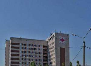 Из окна 7 этажа воронежской больницы выпал пенсионер