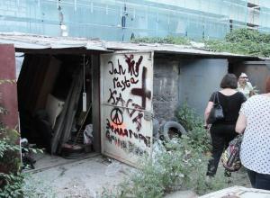 «Галерея Чижова»: «Жители центра Воронежа захватили часть территории земельного участка, принадлежащего застройщику»