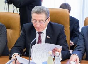 Сергей Лукин: «Сбалансированное развитие регионов - одно из важнейших условий экономического роста нашего государства»