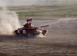В Воронеже 500 танковых экипажей примут участие в биатлоне