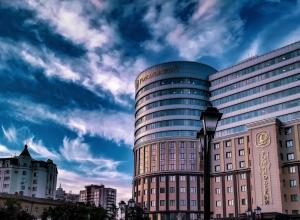 Дорогим европейским городом назвали Воронеж после снимка Куцыгина