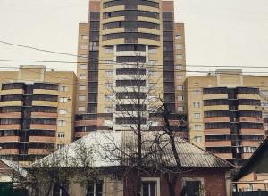 Контрасты домов в Воронеже показали на снимке