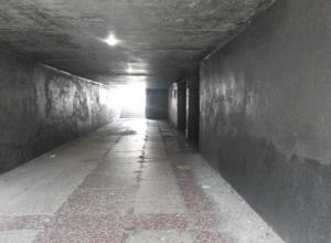Спорный ремонт сгоревшего перехода в Воронеже объяснили «рамками лимитов»