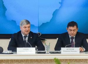 Владимир Нетёсов представил «команду мечты» к выборам губернатора