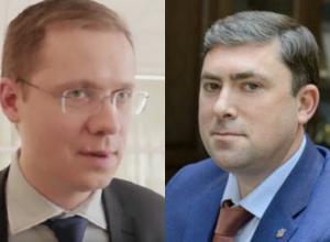 Александр Попов  проголосовал на выборах в Острогожске вместо Увайдова