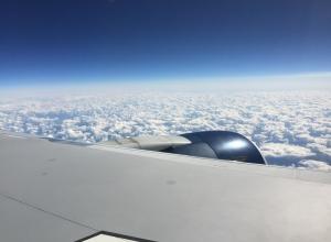 Большой снегопад изменил расписание авиарейсов в Воронежском аэропорту