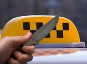 Таксистку ударили ножом в шею в Воронежской области