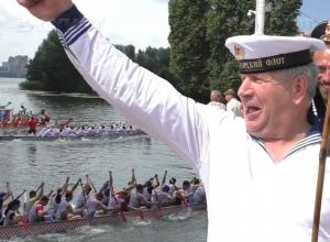 На День ВМФ в Воронеже водохранилище вновь взорвут лодки «Дракон»