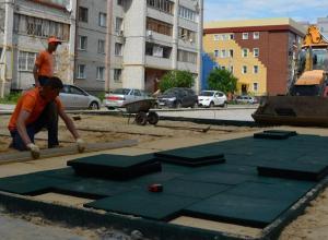 14 центральных дворов Воронежа отремонтируют в 2018 году