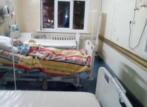 Второй ноги лишили пенсионерку врачи в Воронеже