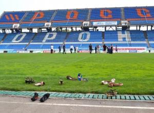 Воронежский «Факел» до сих пор не рассчитался с игроками за прошлый сезон