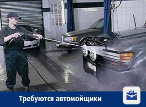 В Воронеже ищут автомойщиков на сменный график