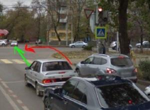 Воронежские автомобилисты высмеяли путающую право и лево девушку, попросившую их совета