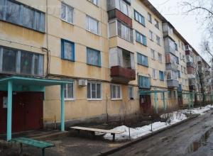 К 2019 году в Воронежской области отремонтируют 737 многоэтажек