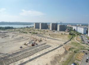 Вдоль берега Воронежского водохранилища построят новый микрорайон
