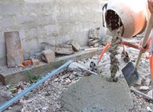Воронежец забетонировал тело убитого приятеля в подвале дома