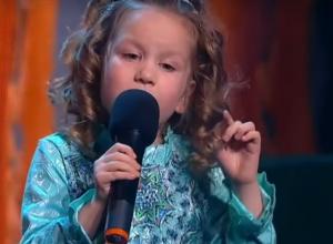 Пятилетняя Аня из Воронежа стала участницей масштабного всероссийского шоу юных талантов