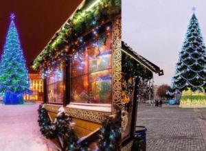 Воронежцы увидели Новый год «здорового человека»