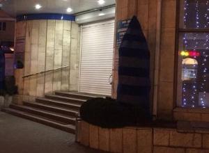 Воронежцы разглядели фаллический символ в «подозрительных кустиках»