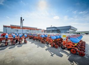 До конца 2017 года в Воронежской области откроют завод по производству сельхозтехники