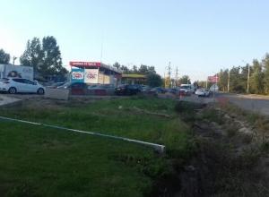 Авария спровоцировала многокилометровую пробку на воронежской окружной
