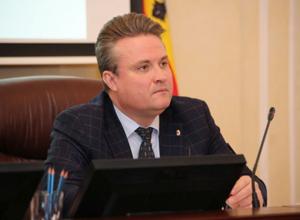 Вадим Кстенин официально заступил на должность мэра Воронежа