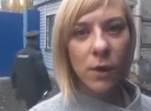 Мою тётю избили и удерживают в отделе полиции! - жительница Воронежа