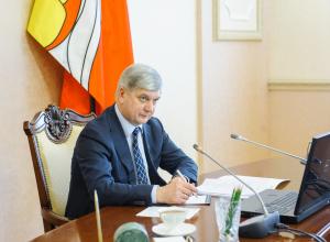 Александр Гусев назвал воронежцев неравнодушными к судьбе Родины