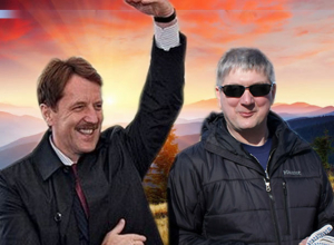 Когда Александр Гусев вырастет из шинели Алексея Гордеева