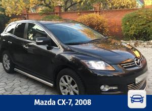 Внедорожник Mazda продается в Воронеже
