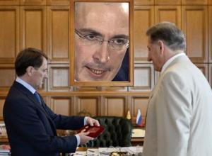 Организация Ходорковского обличила связку ДСК и власти в Воронеже
