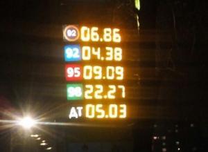 Автомобилисты пришли в восторг от бензина за 4 рубля на воронежской заправке