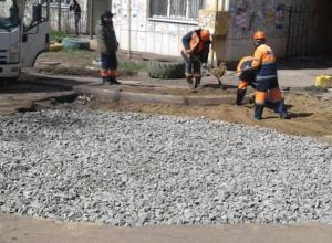 Из-за фекальной ямы устроили масштабный ремонт в Воронеже