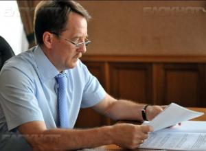 Алексей Гордеев считает, что контроль за деньгами из воронежского дорожного фонда недостаточен