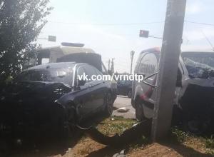 Последствия смертельного ДТП под Воронежем показали на фото