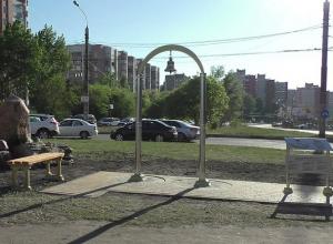 Новый памятник ко Дню Победы мешает спать жителям Северного микрорайона Воронежа