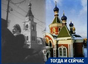 Казанский храм на воронежской Колдуновке – на границе прошлого с настоящим