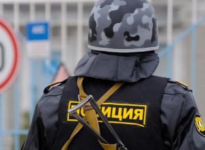 Воронежцев напугало скопление силовиков в Отрожке