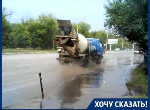 Спасите нас от трагедий и воды,-  жительница Левого берега Воронежа